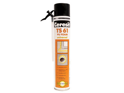 PUR PENA CERESIT TS 61 STD 750 ML