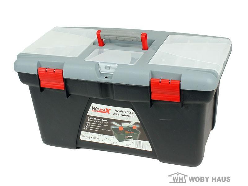 KOFER ZA ALAT 670x393x370 mm PLASTIČNI