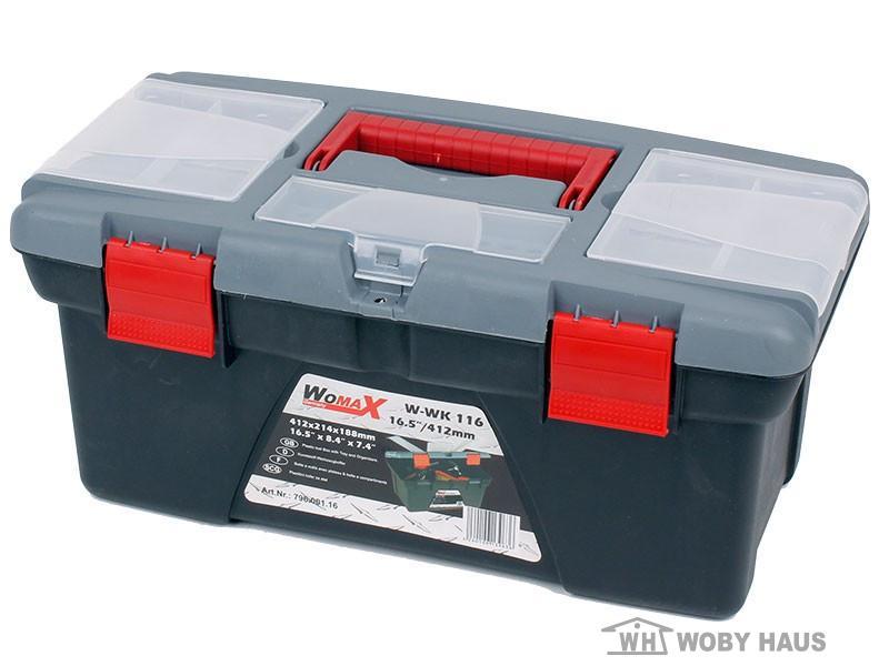 KOFER ZA ALAT 355x182x154 mm PLASTIČNI