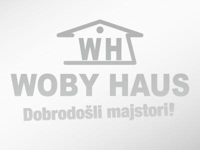 BRUSNI PAPIR O125 P240 SA ČIČKOM-BELI