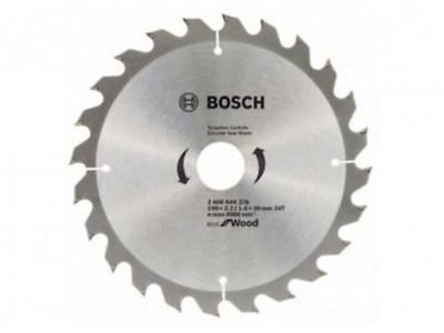 LIST KRUŽNE TESTERE 190X30-24