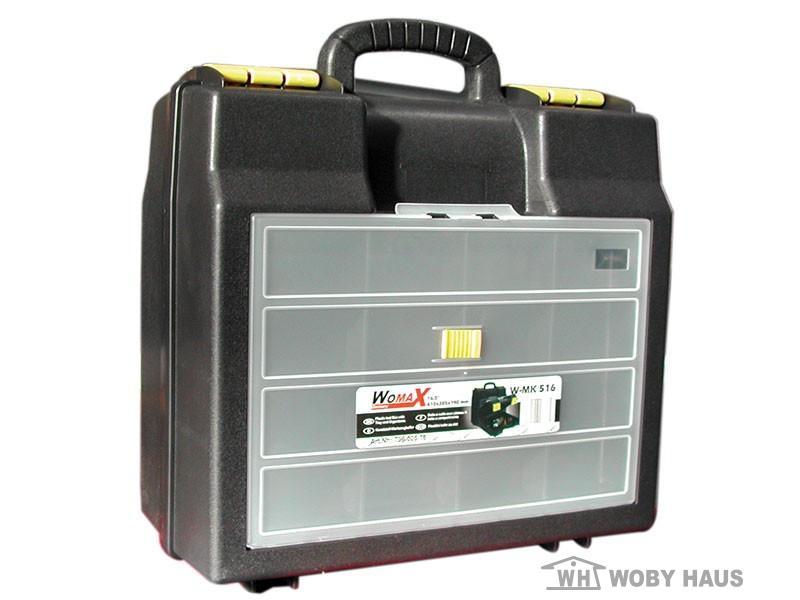 KOFER ZA ALAT W-MK 516 410 x 385 x 190mm PLASTIČNI